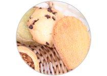 Dulces y galletas sin gluten